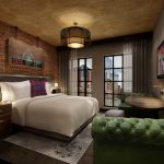 The Curtain Hotel Bedroom Concept Design