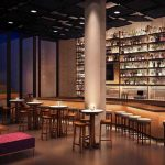 Nobu Hotel Bar Lounge Design